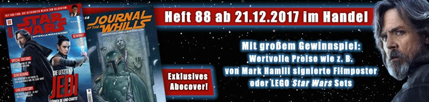 Offizielles Star Wars Magazin | Journal of the Whills | Nr. 88