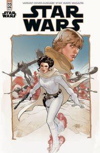 Star Wars Comicmagazin 32 mit Variantcover für alle Journal of the Whills-Abonnenten