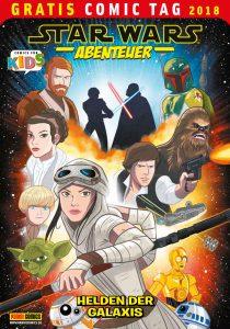 "Star Wars-Comic-Special von Panini zum ""Gratis Comic Tag 2018"""