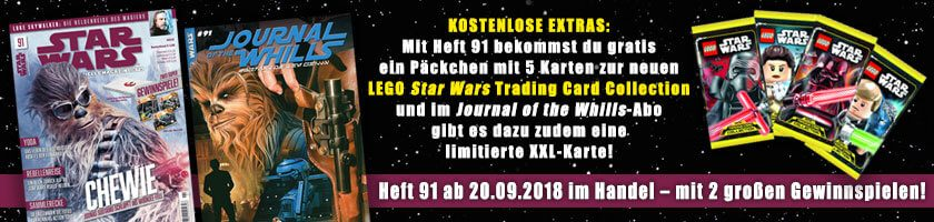 Offizielles Star Wars Magazin | Journal of the Whills | Nr. 91