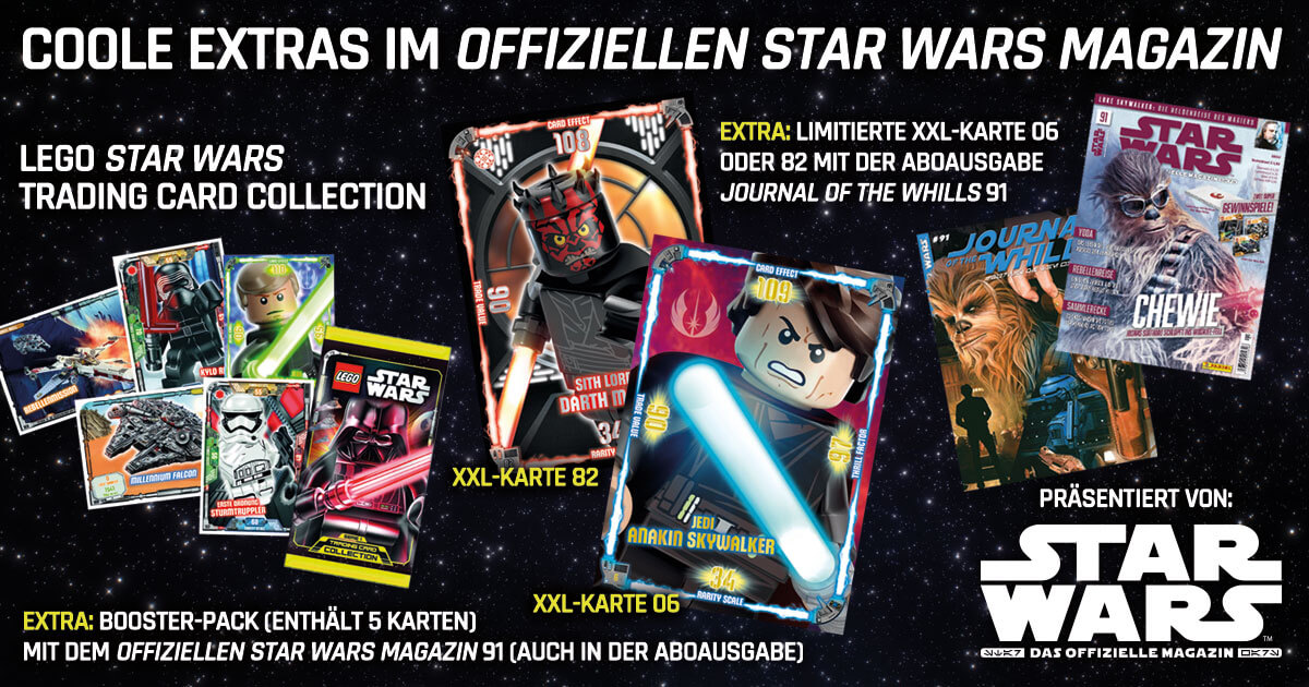 Offizielles Star Wars Magazin | Journal of the Whills | Nr. 91 | Beilagen-Extra