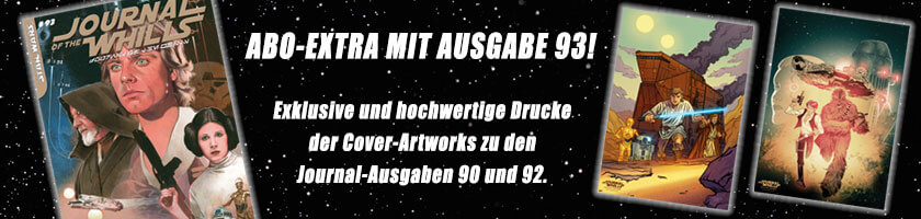 Offizielles Star Wars Magazin | Journal of the Whills | Abo-Extra mit Heft 93