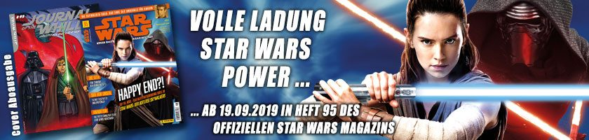 Offizielles Star Wars Magazin | Journal of the Whills | Nr. 95