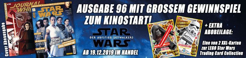 Offizielles Star Wars Magazin | Journal of the Whills | Nr. 96